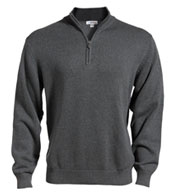 Quarter-Zip Sweater by Edwards