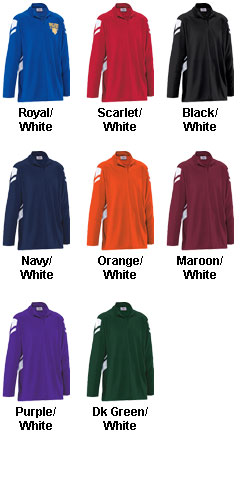 Adult Shooter Long Sleeve Shooting Shirt - All Colors