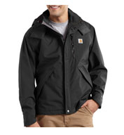 Custom Carhartt Waterproof Breathable Jacket Mens