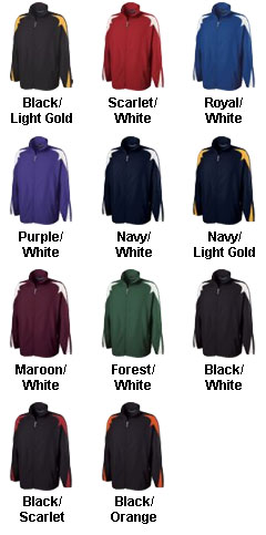 Mens Illusion Warm Up Jacket by Holloway - All Colors