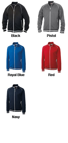 Mens Craig Full Zip Sweatshirt - All Colors