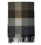 Custom Luxurious Wool Scarf
