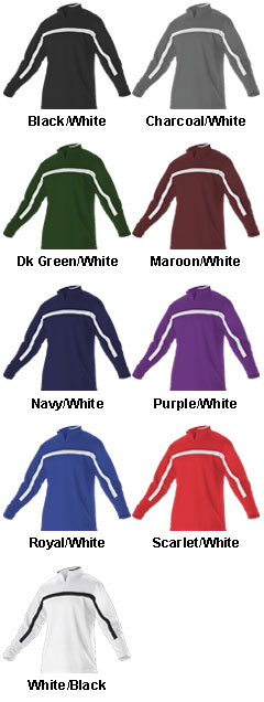 Adult Secondary Shirt by Alleson - All Colors