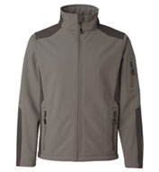 Custom Weatherproof  32 Degrees Slider Colorblocked Soft Shell Jacket Mens
