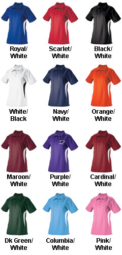 Womens Milan Coaches Shirt - All Colors