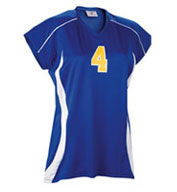 Custom Womens Cobra Volleyball Jersey