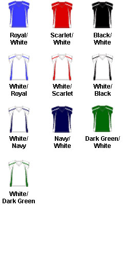Girls Cobra Volleyball Jersey - All Colors
