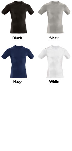 Adult Compression Tech Short Sleeve Shirt - All Colors