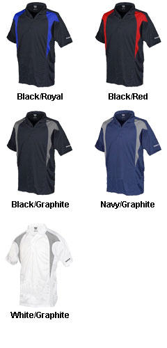 Reebok PLAYDRY� Prism Polo - All Colors