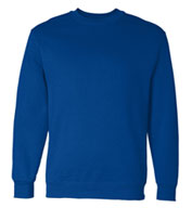 Fruit of the Loom 8 oz. 50/50 Fleece Crew Neck Sweatshirt