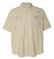 Columbia Bahama II Short Sleeve Fishing Shirt