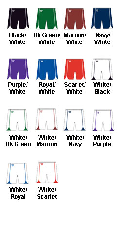 Mens Liberty Game Lacrosse Short by Warrior - All Colors