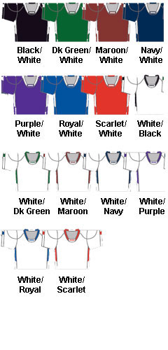 Youth Fury Lacrosse Game Jersey - All Colors