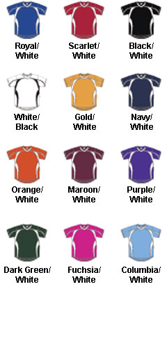 Youth Header Soccer Jersey - All Colors