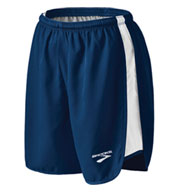 Custom Mens Curved Side Panel Short