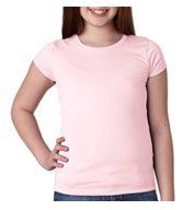 Next Level Youth Cotton Princess Tee