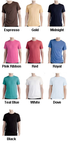 Alternative Unisex 3.7 oz. Contrast Stitch T-shirt - All Colors