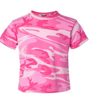 Custom Toddler Camouflage T-shirt by Code V