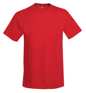 Custom Mens Hanes 5.2 oz. ComfortSoft® Cotton T-Shirt