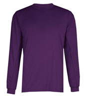 Custom Badger BT5 Long Sleeve Moisture Management T-shirt