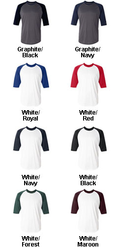 Badger Baseball Youth Undershirt - All Colors