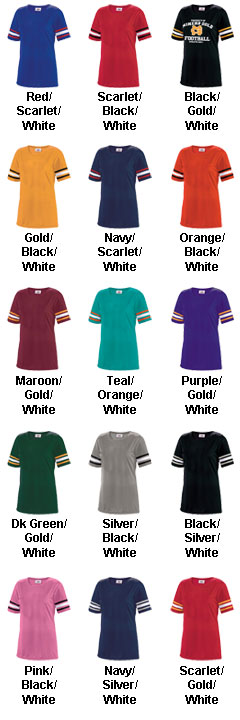 Ladies Gameday Fanshirt - All Colors
