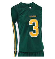 Custom Adult Helix Basketball Jersey Mens