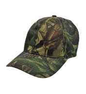 Custom Cotton Twill Camo Cap