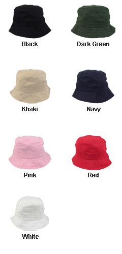 Custom Sunblocking Bucket Hat - All Colors