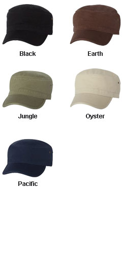 Econscious Organic Cotton Corps Hat - All Colors