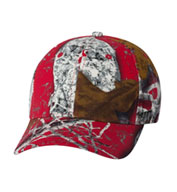 Dominant DNA Camo Cap