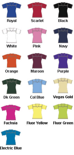 JUNIOR Sized Overtime Football Fan Jersey - All Colors