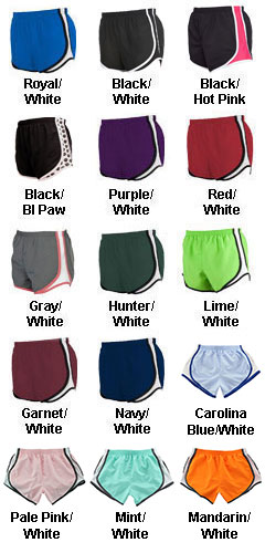Youth Velocity Short - All Colors