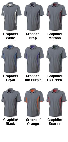 Adult Optimal Polo by Holloway USA - All Colors