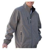 Custom Hartwell Mens Harris Bonded Jacket