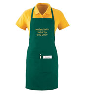 Custom Oversized Waiter Apron With Pockets