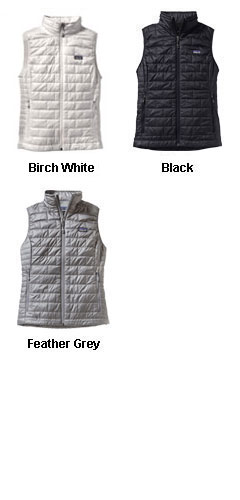 Womens Nano Puff® Vest by Patagonia - All Colors