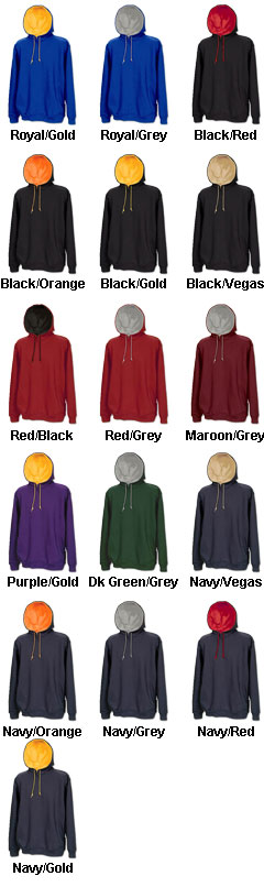 Game Sportswear Adult Rival Hoodie - All Colors