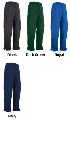 The Hampton Adult Open Bottom Warm-Up Pant - All Colors