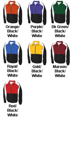 The Hampton Adult Warm-Up Jacket - All Colors