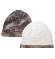 Custom Reversible Camo Beanie