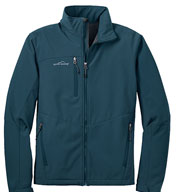 Custom Eddie Bauer® Mens Soft Shell Jacket
