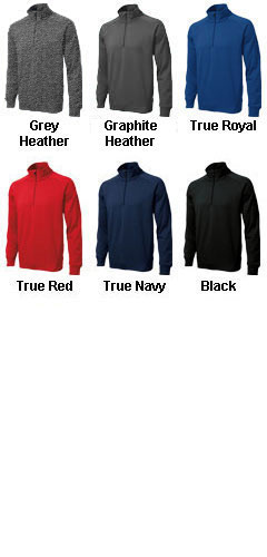 Mens Tech Fleece 1/4-Zip Pullover - All Colors