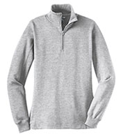 Ladies Sport-Tek® 1/4 Zip Sweatshirt