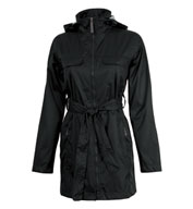 Custom Womens Noreaster Rain Jacket by Charles River Apparel