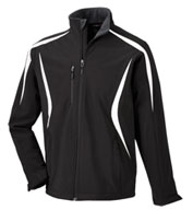 Custom Mens North End Color-Block Soft Shell Jacket Mens