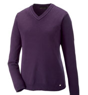 Merton Ladies Soft Touch V-Neck Sweater