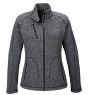 Peak Ladies Sweater Fleece Jacket