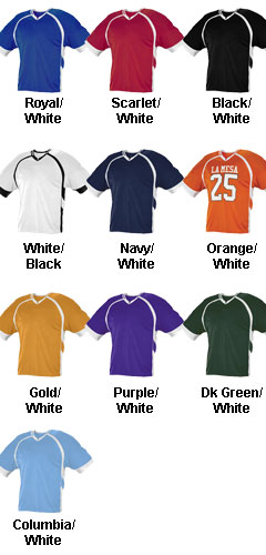 Teamwork Adult Revolution Lacrosse Jersey - All Colors