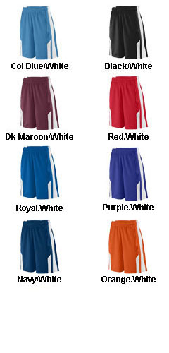 Augusta Adult Thunder Lacrosse Short  - All Colors